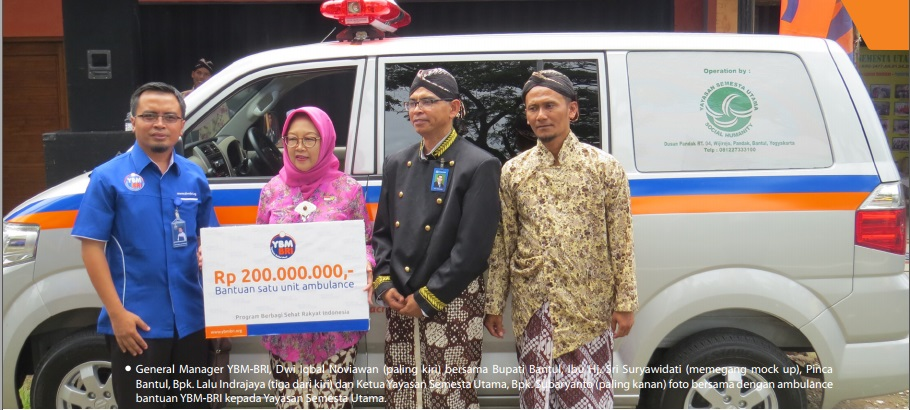 Ambulance untuk Sesama
