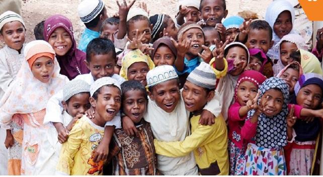 Sekolah untuk anak pulau Alor