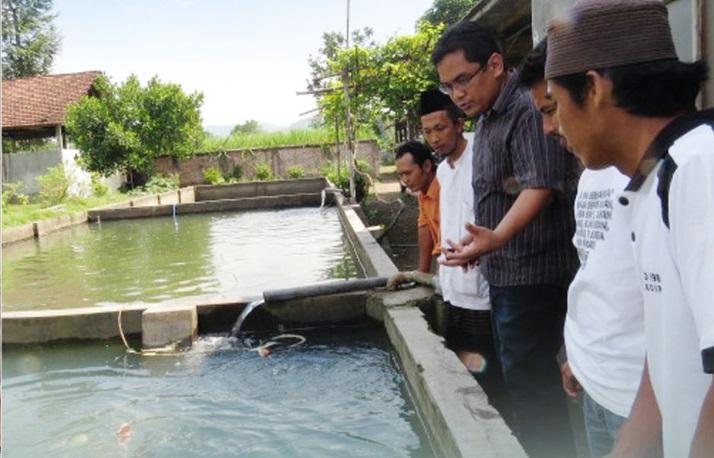 Survey Kandidat Pondok Pesantren Binaan YBM-BRI
