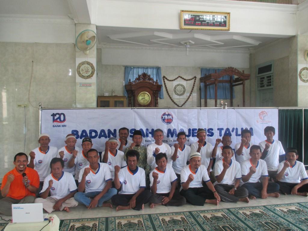 7. BUMT Lampung