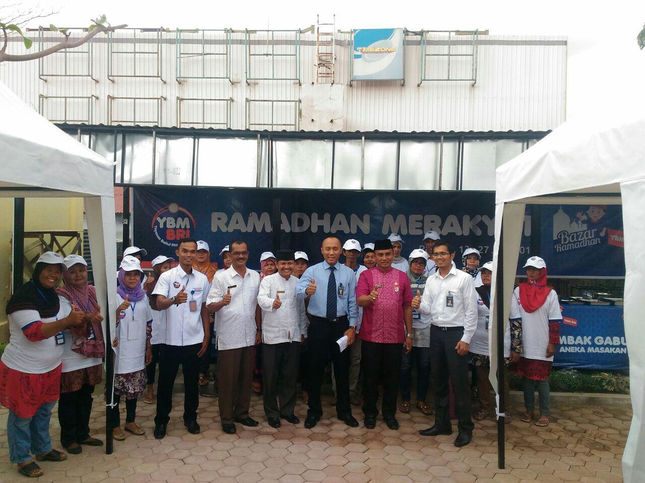Bazar Ramadhan Kanwil Padang Yayasan Baitul Maal
