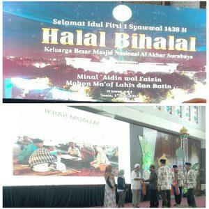 Gulirkan Paket Ibadah Untuk Muallaf Di Masjid Nasional Surabaya2