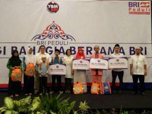 YBM BRI Kanwil Bandar Lampung Berbagi Senyum Ramadhan untuk Anak Yatim dan Dhuafa