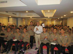 Meretas Manfaat Beasiswa Kader Surau YBM BRI4