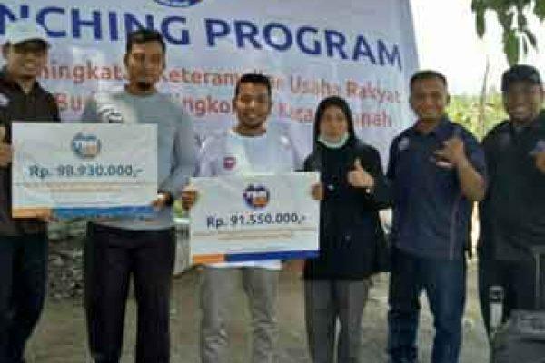 PKUR Singkong Medan