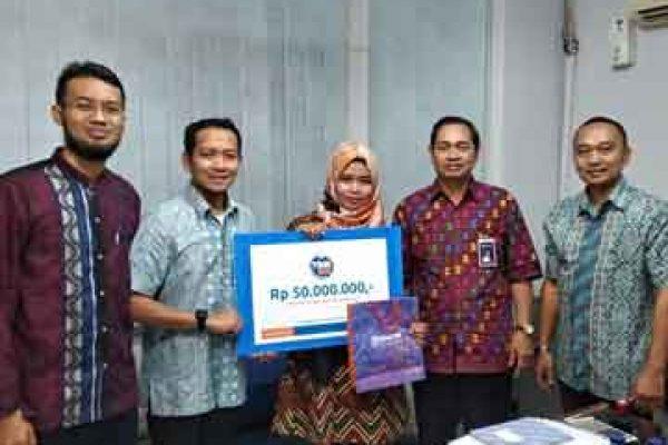 Bantuan Dana Renovasi  Kebakaran Jakarta 1