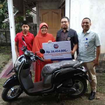 Bantuan Perekonomian Keluarga dan Pengobatan Palembang
