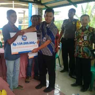 Launching PKUR Budidaya Sereh Wangi Bandung