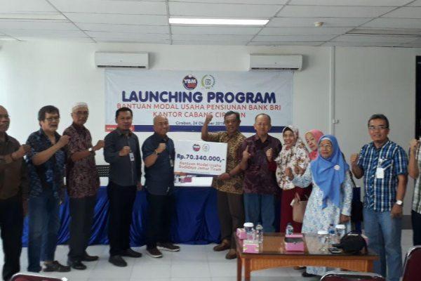 Launching BMUP Cirebon