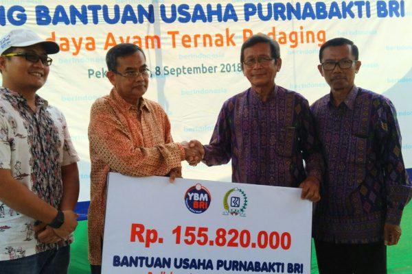 Launching BMUP Ayam Pedaging Semarang