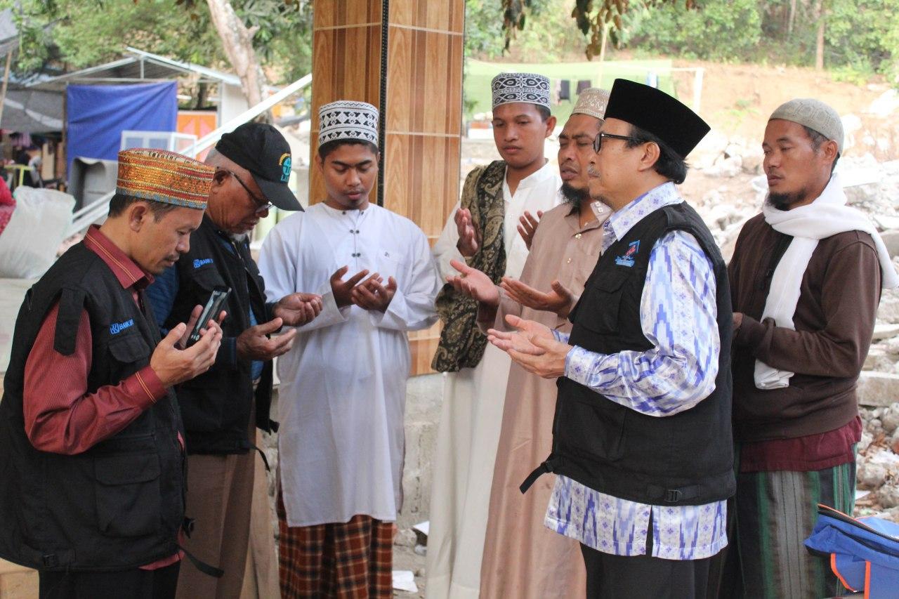 Tanggap Bencana Lombok