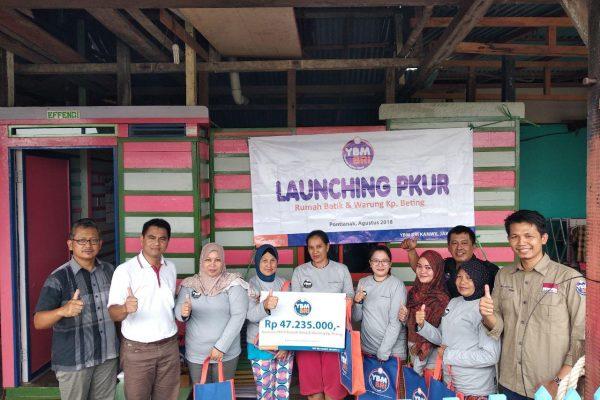PKUR Rumah Batik dan Warung