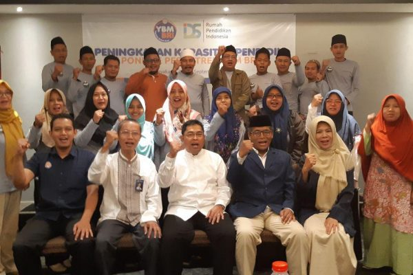 YBM BRI Tingkatkan Kualitas Pendidik Pondok Pesantren dengan PKPP