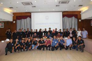 Koordinasi dan Pelatihan PKUR Selindo