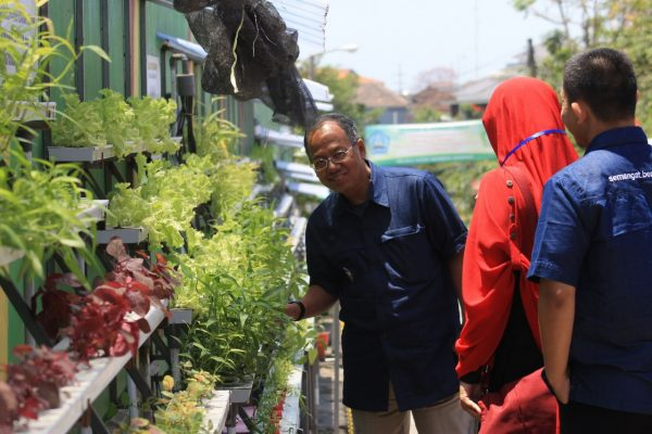 Koordinasi dan Pelatihan Pendamping PKUR Se-Bali