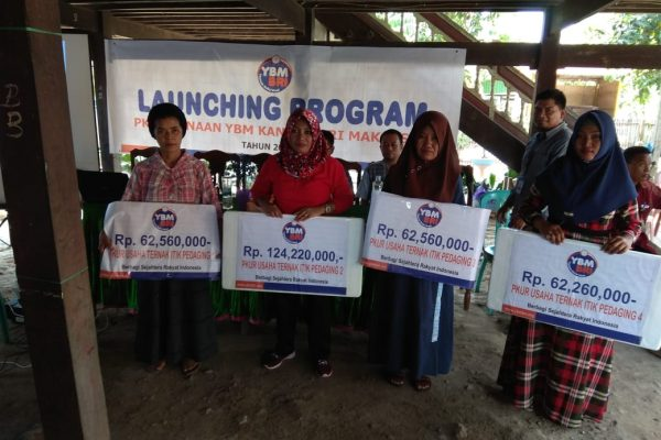 Launching PKUR Makassar