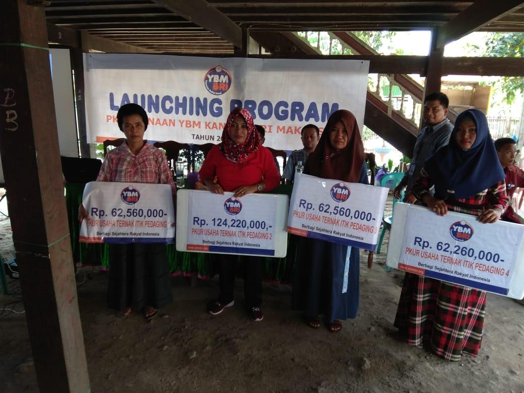 Launching PKUR Makassar
