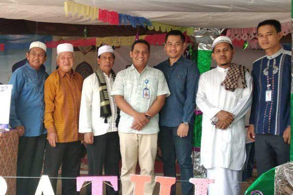 Apresiasi Mualaf YBM BRI Kanwil Palembang