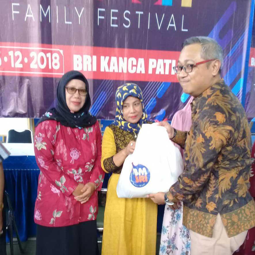 Apresiasi Purnabakti YBM BRI Kanwil Semarang