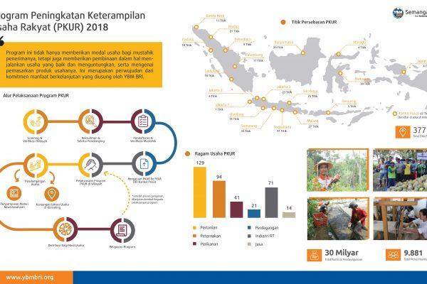 Infografis Program Peningkatan Keterampilan Usaha Rakyat (PKUR) 2018