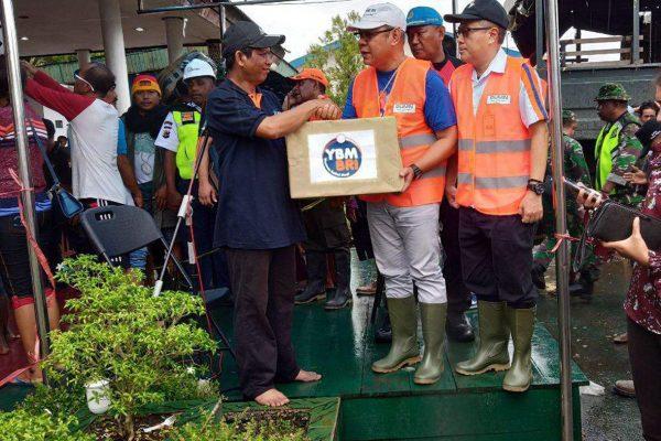 Luka Mendalam Bagi Korban Kebakaran Krukut Jakarta