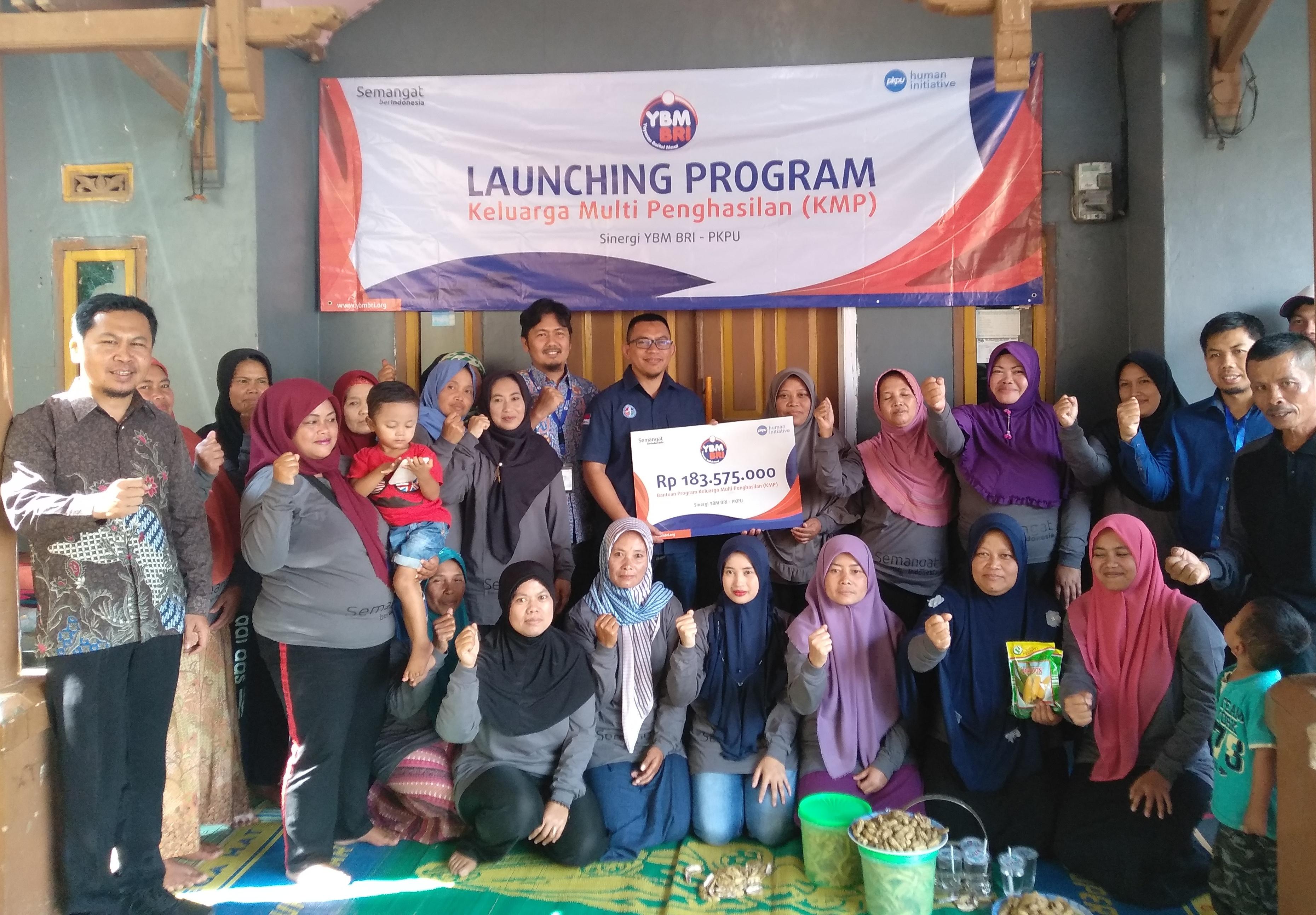 Kolaborasi Kebaikan : YBM BRI X PKPU Human Initiative