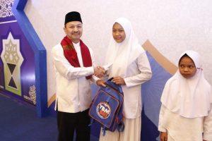 YBM BRI Kanwil Medan Semarakkan Ramadhan Bersama Anak Yatim