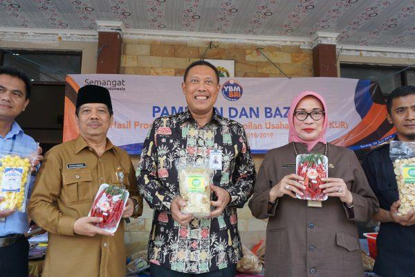 YBM BRI Launching 48 Kelompok PKUR Banten