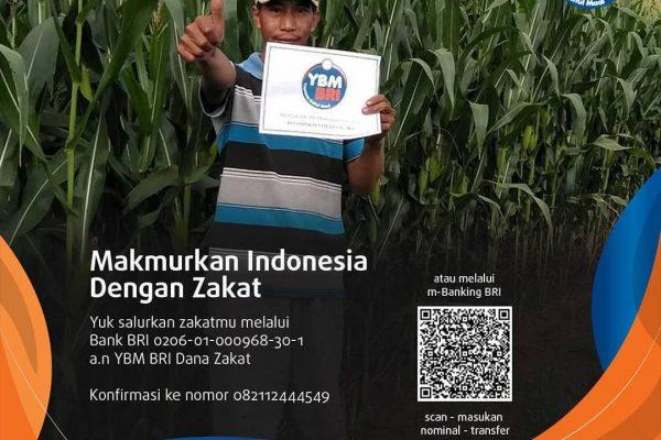 Makmurkan Indonesia Dengan Zakat