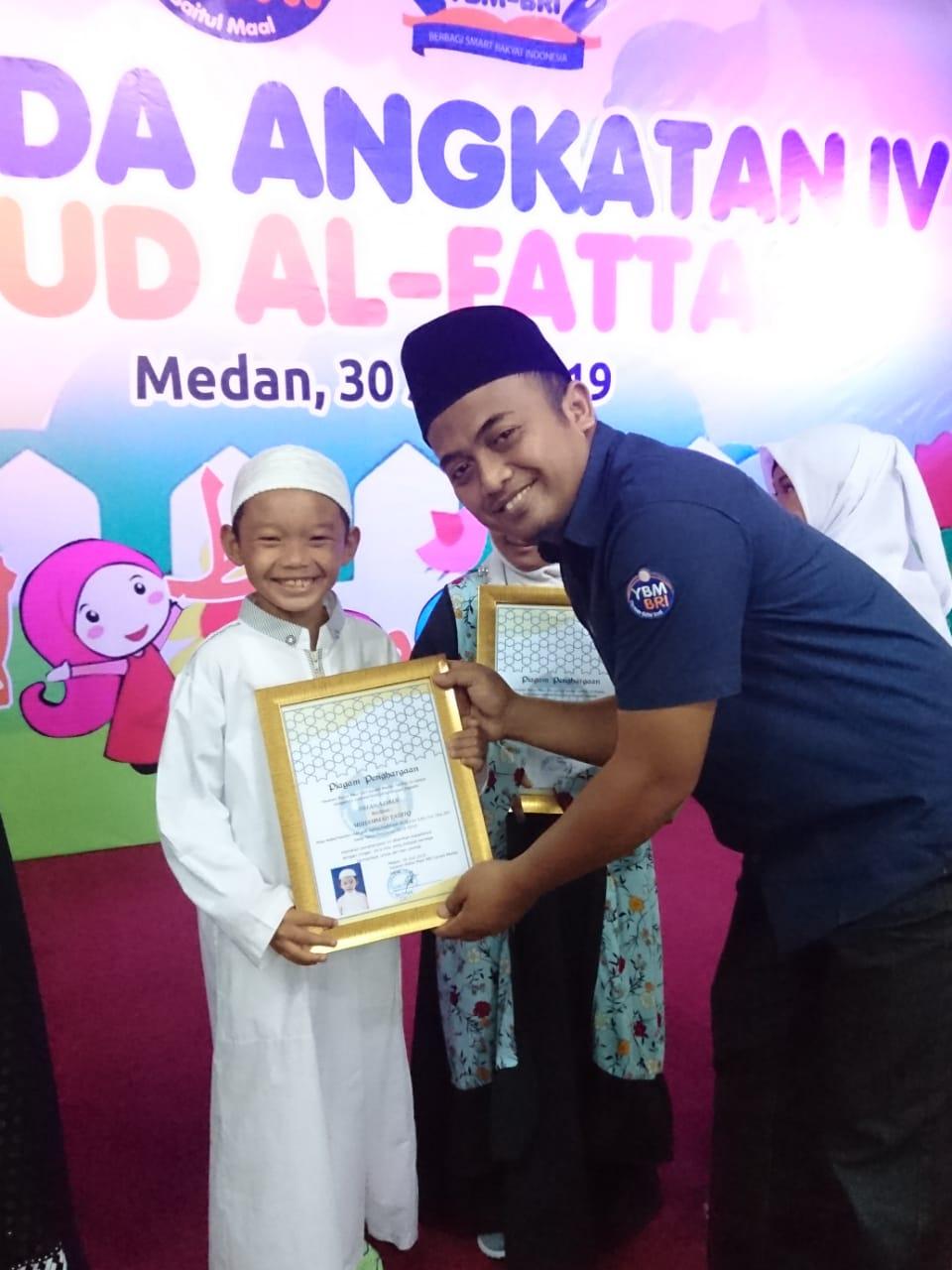PAUD Tahfidz Medan