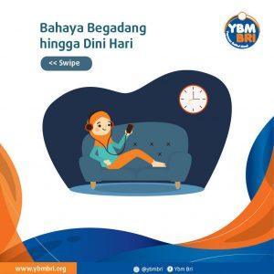 7 Bahaya Tidur Pagibagi Kesehatan