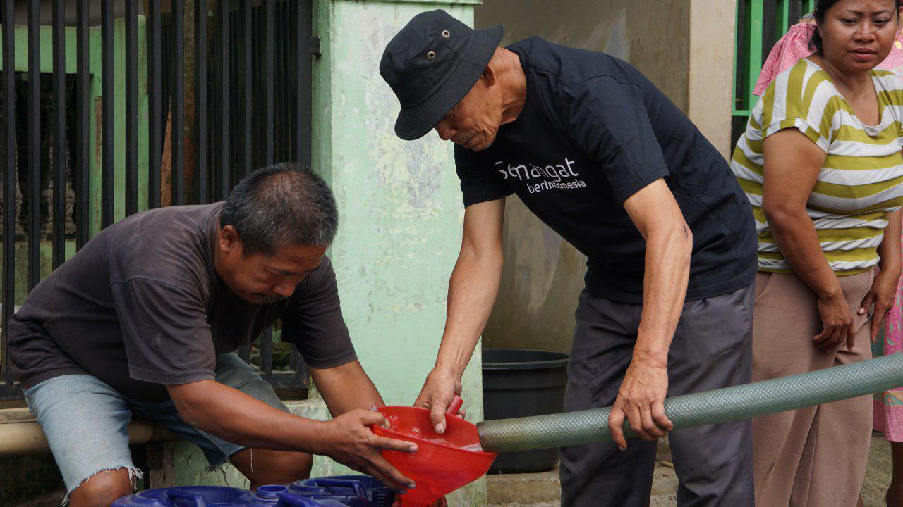 Air Bersih Tegalwaru
