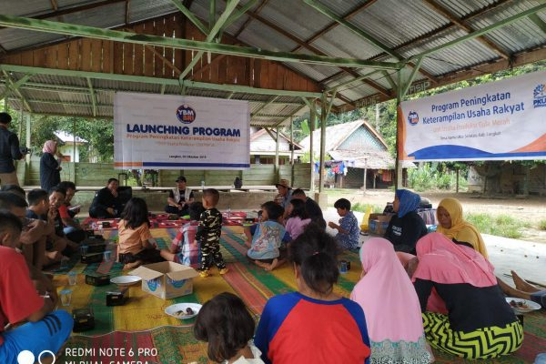 Launching PKUR Medan