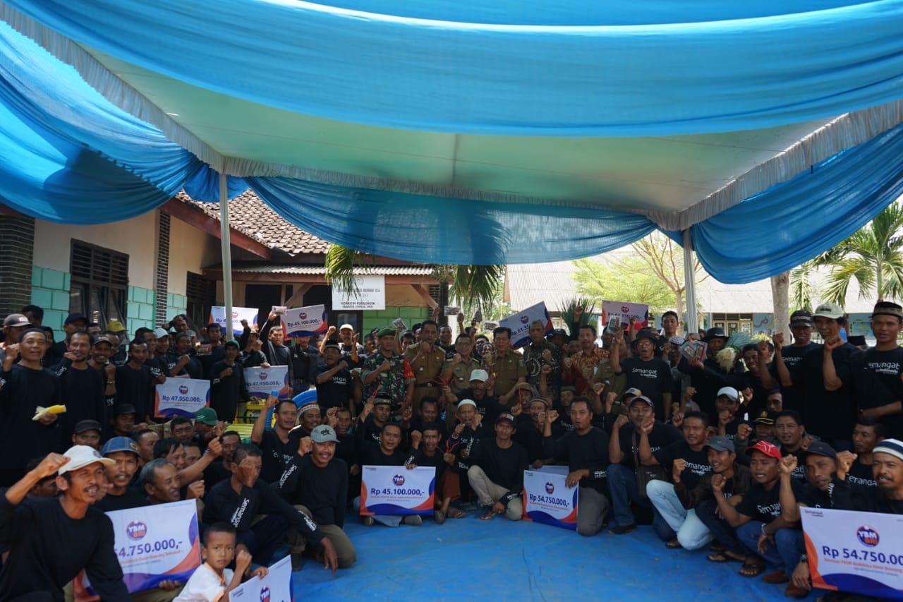 Launching PKUR Lampung