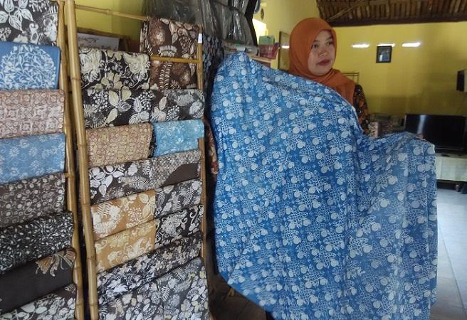 Batik Mantaran Sleman