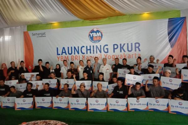 Launching PKUR Magelang