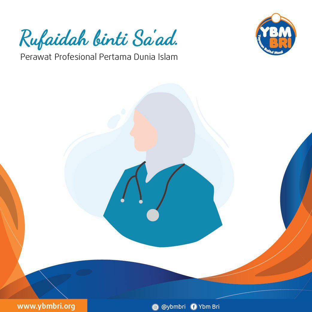 Perawat Muslimah Pertama di Dunia Islam