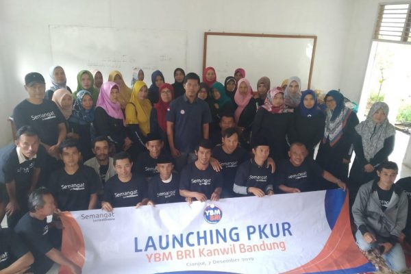 Launching PKUR Cianjur