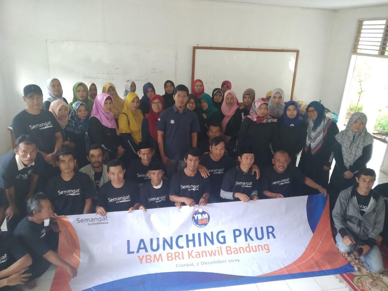 Launching PKUR Cianjur