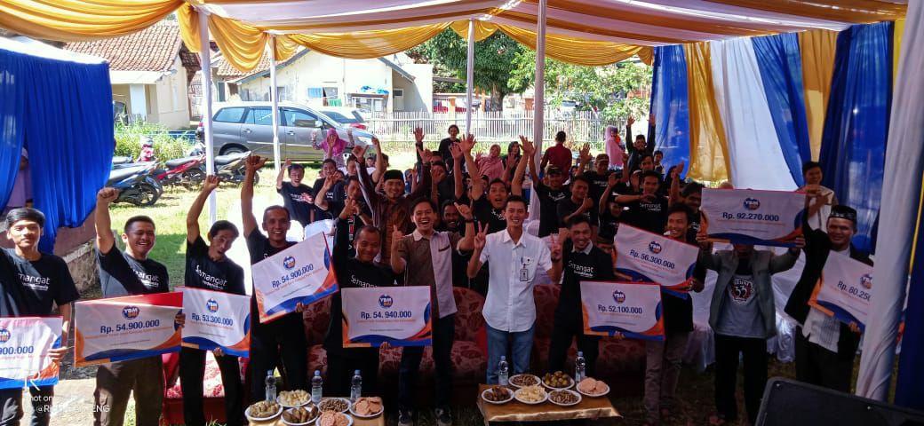 Launching PKUR Mangkrurakyat