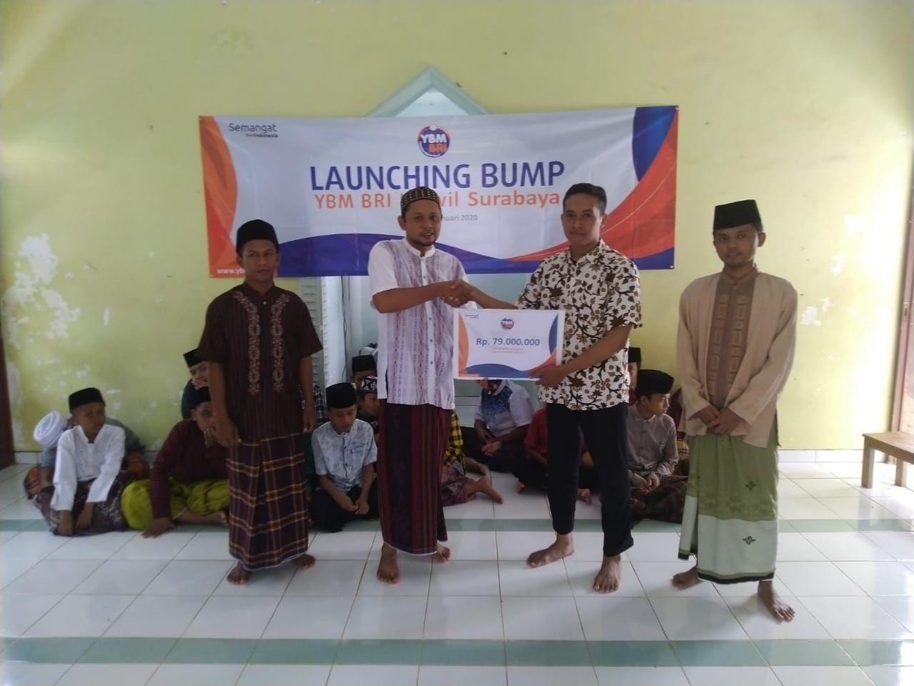 Launching BUMP Arrohmah