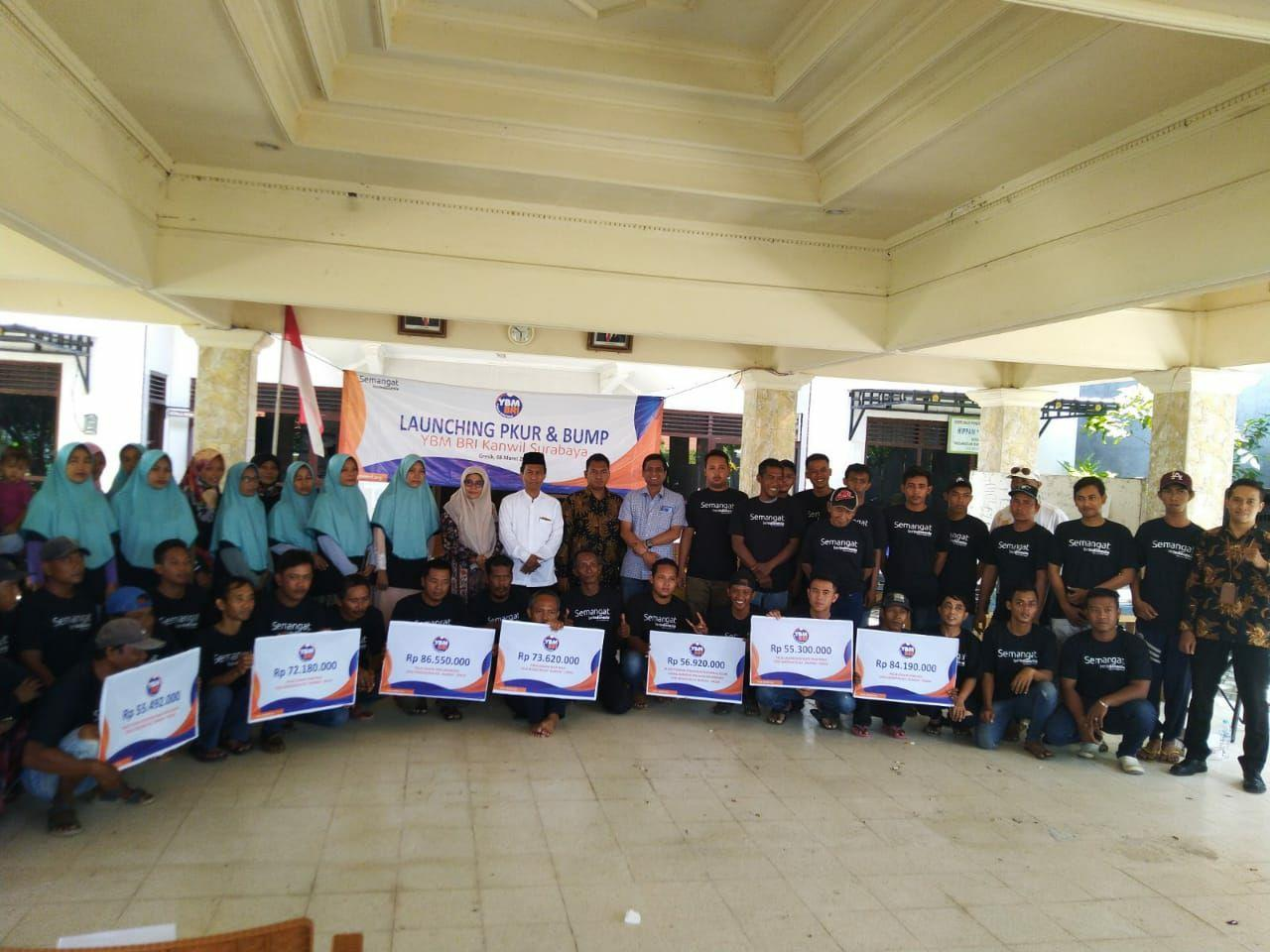 Launching PKUR dan BUMP