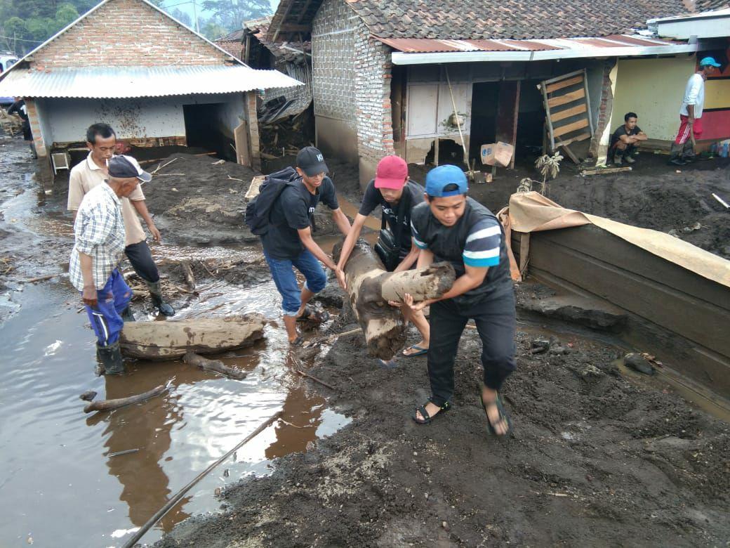 Tanggap Banjir Bondowoso