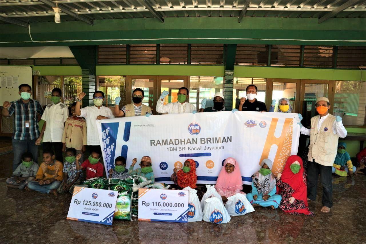 Bahagiakan Muslim Papua
