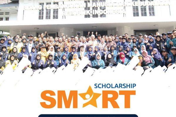 Pengumuman Seleksi Online Smart Scholarship