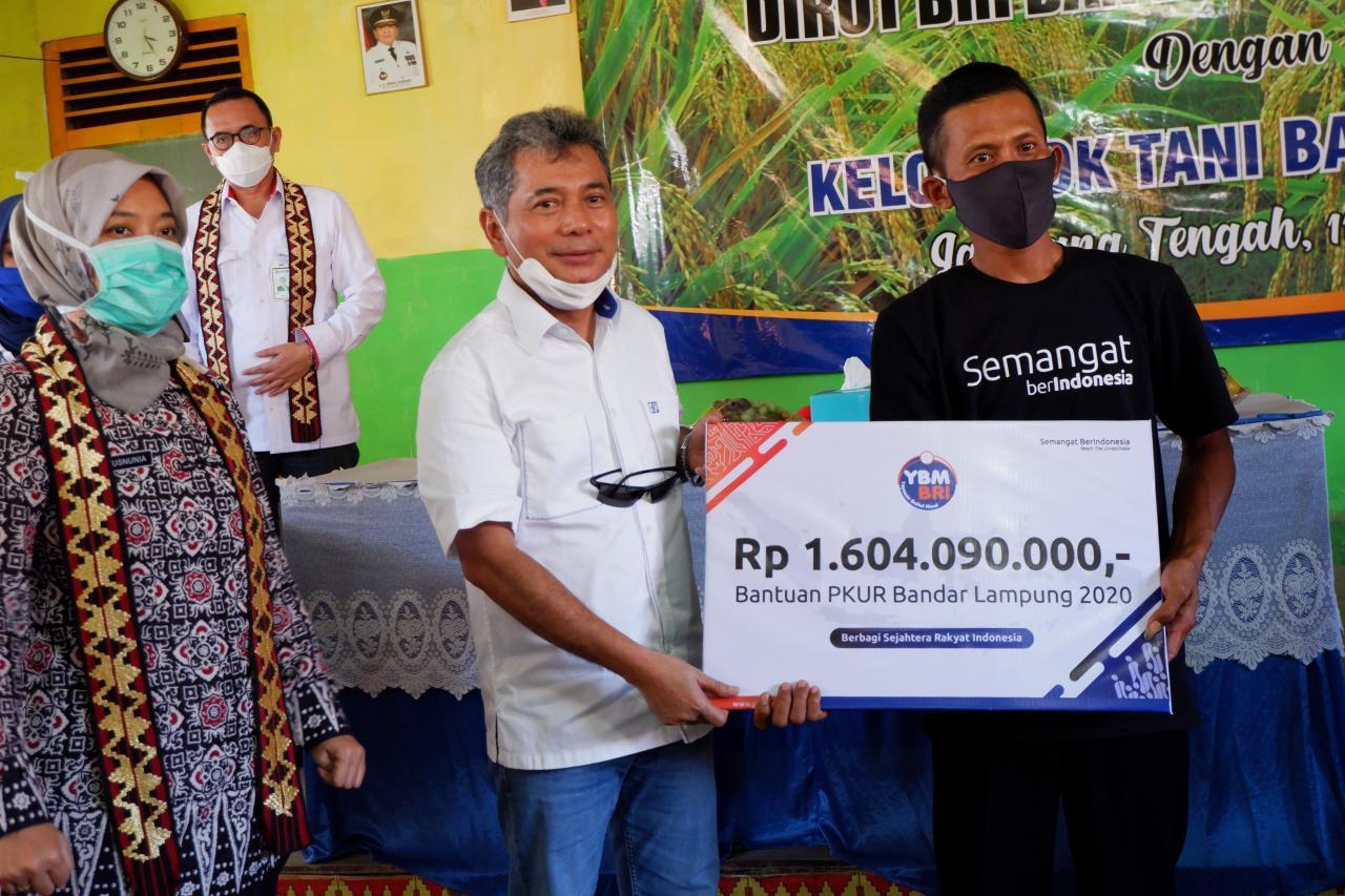 1,6 M Petani Lampung