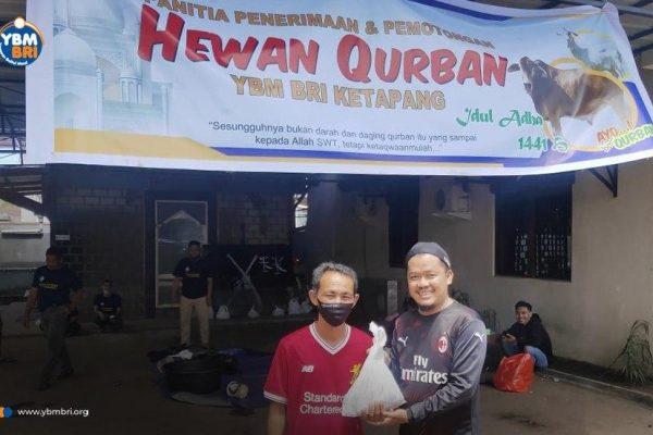 Qurban Cabang Ketapang