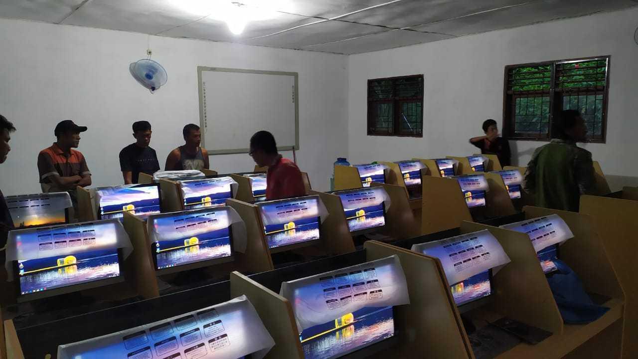 Komputer MTSN Salak
