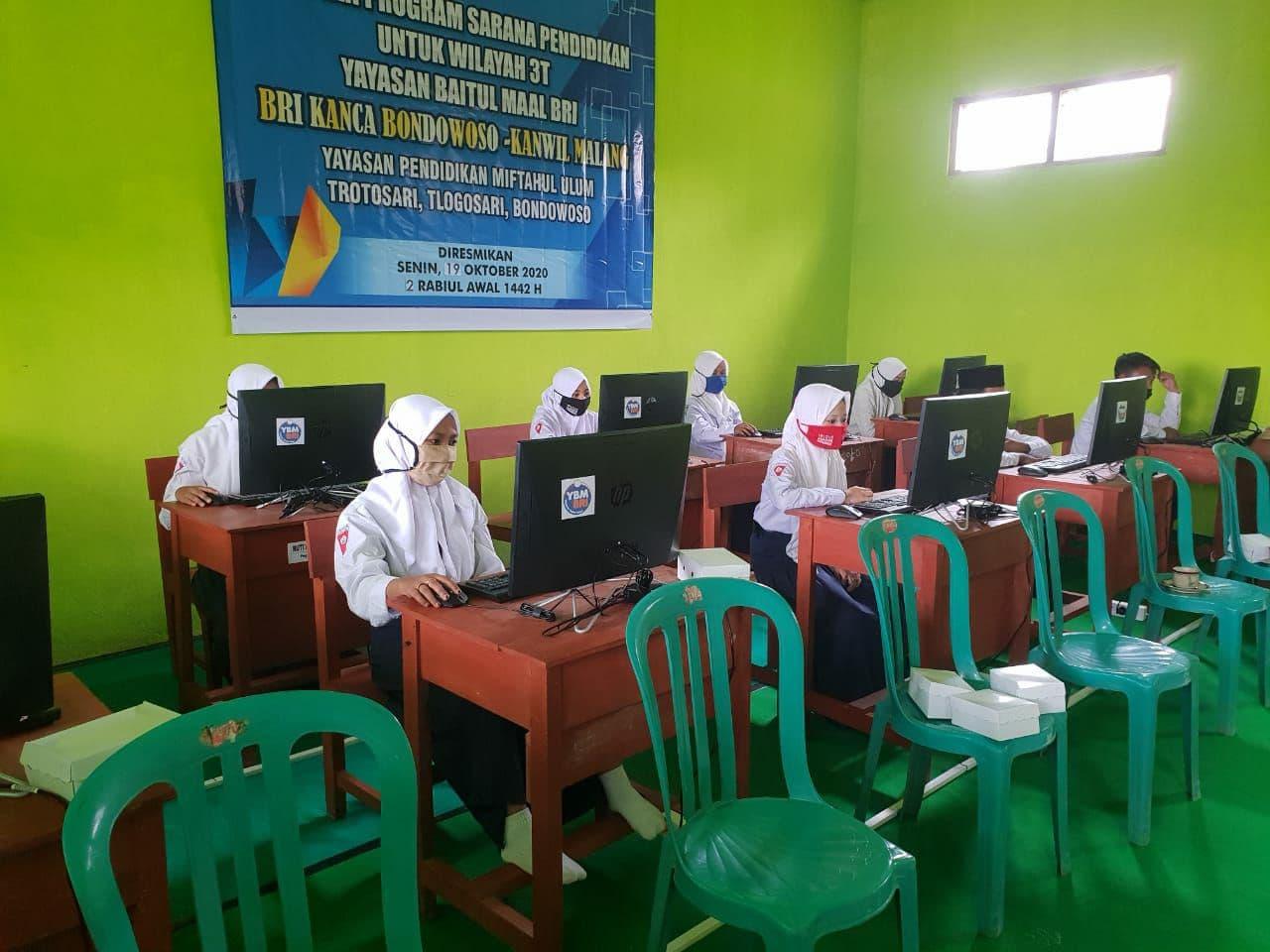 Komputer Pelajar Trotosari