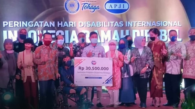 Dukung Disabilitas Jabar